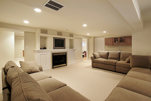 basement remodeling new hampshire