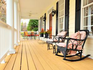 New Hampshire Porches